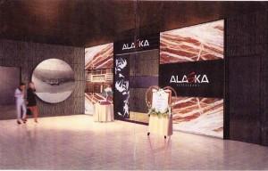 Alaska Restaurant - Osaka
