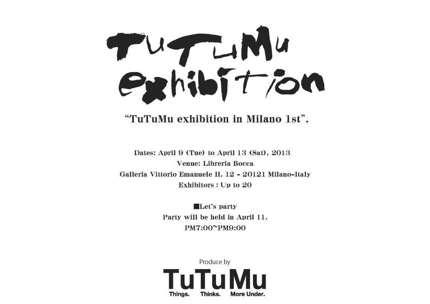 TuTuMu 2013 -Invito